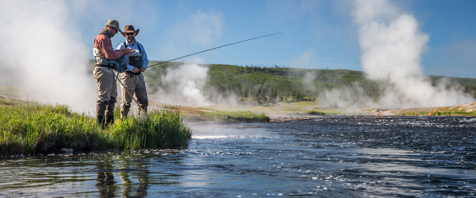 Montana fly fishing information on rivers guides and lodges for Fly fishing yellowstone