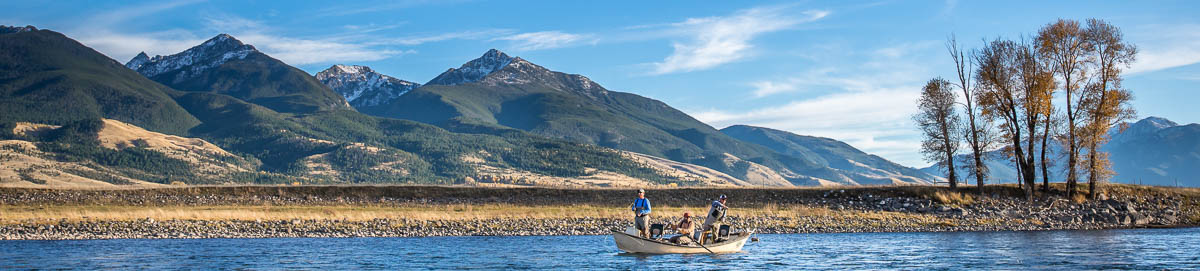 Montana fishing license