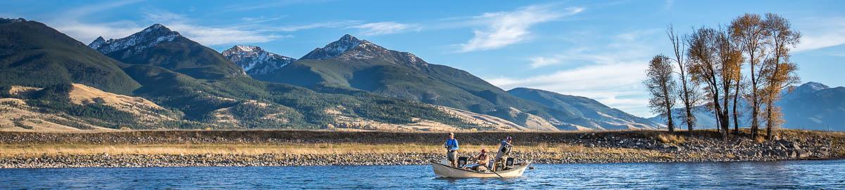 Montana fishing license