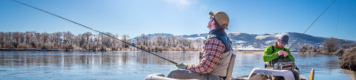 Montana fishing seasons