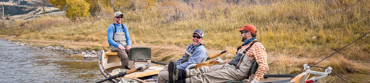 Montana fishing guide