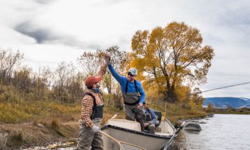 Montana fly fishing blog
