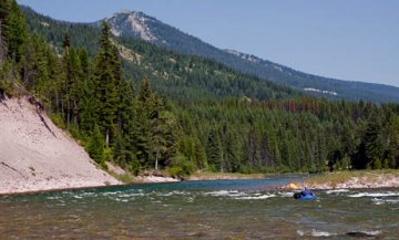 Northwest Montana Rivers