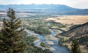 Rivers of Southwest Montana