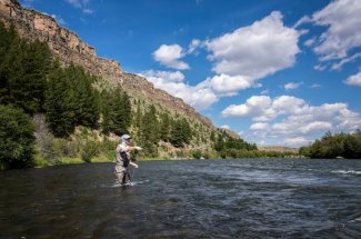 float trip montana yellowstone national park fly fishing