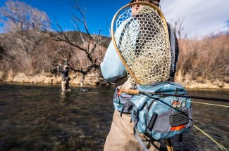 fall fly fishing montana guided trip float trip