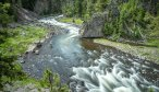 Fly Fishing the Firehole Canyon