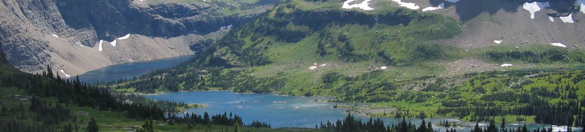 Fly fishing Glacier National Park