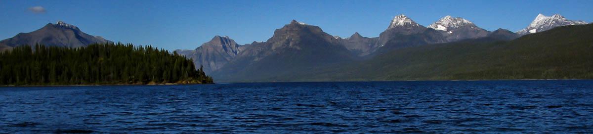 Northwest Montana Lakes