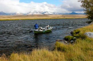 river montana fly fishing yellowstone national park guided trip