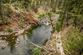 back country fly fishing montana guided trip