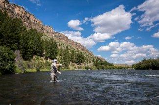 float trip montana yellowstone national park fly fishing