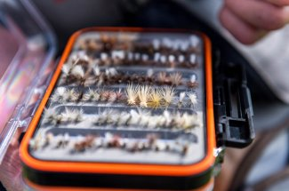flies fly fishing montana angler float trip guided trip