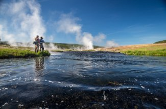 montana river guided fly fishing trip