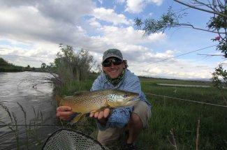 Montana Fly Fishing Trips