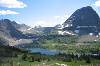 Fly Fishing in Glacier National Park