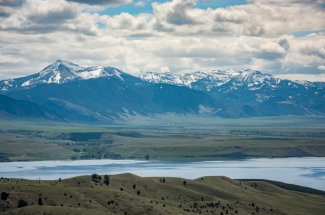 Southwest montana lake fishing