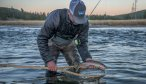 Yellowstone National Park offers great trout fishing in October